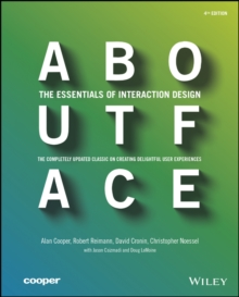 Image for About face  : the essentials of interaction design