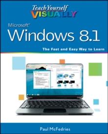 Image for Teach yourself visually Windows  8.1