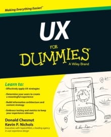 Image for UX for dummies