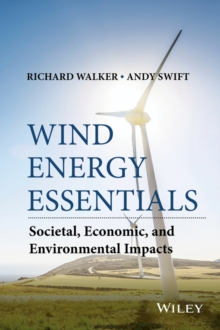 Image for Wind energy essentials  : societal, economic, and environmental impacts
