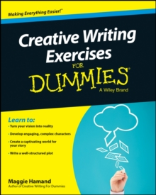 Image for Creative writing exercises for dummies