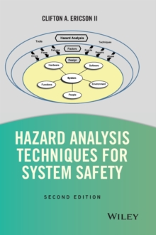 Image for Hazard analysis techniques for system safety