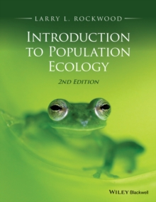 Image for Introduction to population ecology