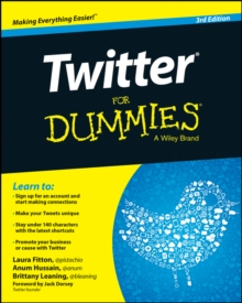 Image for Twitter for dummies