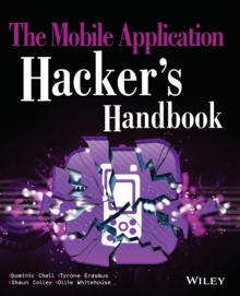 Image for The mobile application hacker's handbook