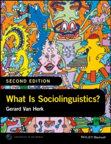 Image for What is sociolinguistics?