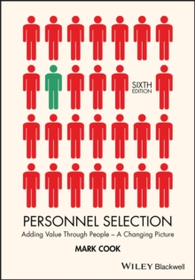 Image for Personnel selection  : adding value through people
