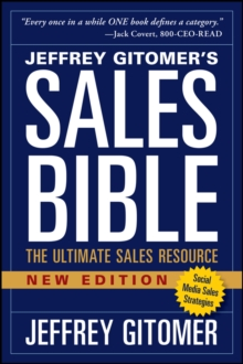 Image for The sales bible  : the ultimate sales resource