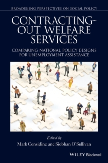 Image for Contracting-out welfare services  : comparing national policy designs for unemployment assistance