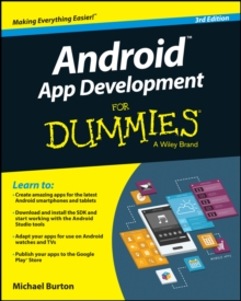 Image for Android application development for dummies