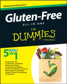 Image for Gluten-free all-in-one for dummies