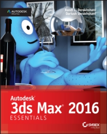 Image for Autodesk 3ds Max 2016 essentials
