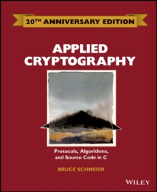 Image for Applied cryptography  : protocols, algorithms, and source code in C