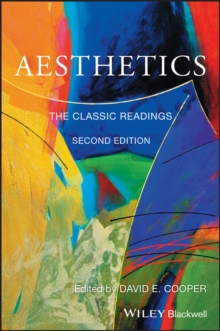 Image for Aesthetics : The Classic Readings