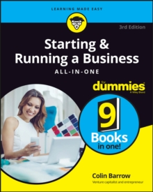 Image for Starting & running a business all-in-one for dummies