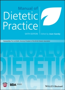 Image for Manual of dietetic practice