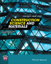 Image for Construction Science and Materials