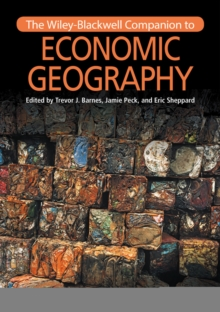 Image for The Wiley-Blackwell companion to economic geography