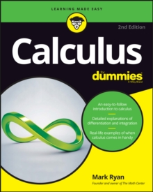 Image for Calculus for dummies