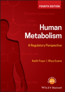Image for Human metabolism  : a regulatory perspective