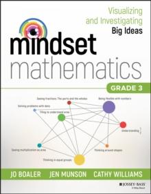 Image for Mindset Mathematics: Visualizing and Investigating Big Ideas, Grade 3