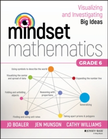 Image for Mindset Mathematics: Visualizing and Investigating Big Ideas, Grade 6
