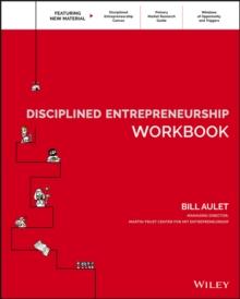 Image for Disciplined entrepreneurship workbook