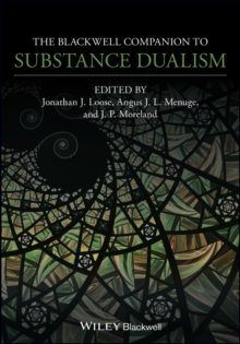 Image for The Blackwell companion to substance dualism