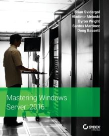 Image for Mastering Windows Server 2016