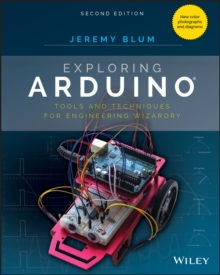 Image for Exploring Arduino : Tools and Techniques for Engineering Wizardry