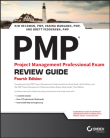 Image for PMP Project Management Professional exam review guide