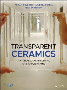 Image for Transparent ceramics  : materials, engineering, and applications