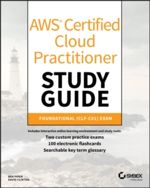 AWS Certified Cloud Practitioner Study Guide : CLF-C01 Exam by