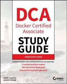 Image for DCA: Docker Certified Associate Study Guide : Associate Exam