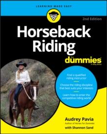 Image for Horseback riding for dummies