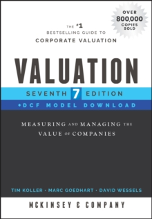 Image for Valuation : Measuring and Managing the Value of Companies DCF Model Download