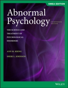 Image for Abnormal Psychology: The Science and Treatment of Psychological Disorders