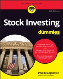 Image for Stock investing for dummies