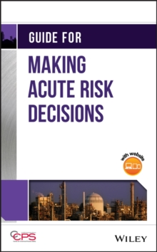 Image for Guide for Making Acute Risk Decisions