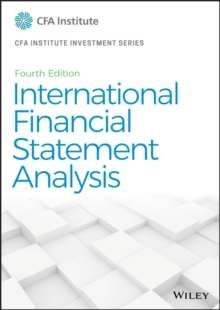 Image for International financial statement analysis.