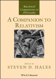 Image for A Companion to Relativism