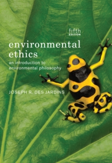 Image for Environmental ethics  : an introduction to environmental philosophy
