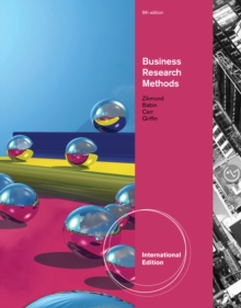 Image for Business research methods