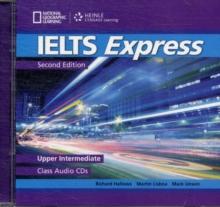 Image for IELTS Express Upper-Intermediate Class Audio CDs