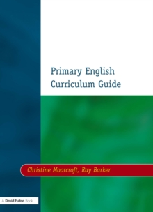 Image for Primary English curriculum guide
