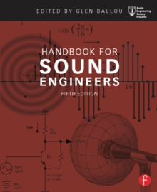 Image for Handbook for sound engineers