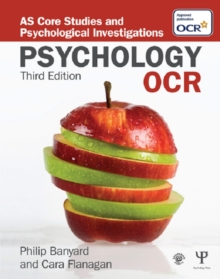 Image for OCR psychology: AS core studies and psychological investigations