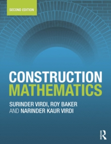 Image for Construction mathematics.