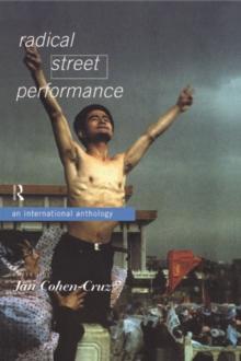 Image for Radical street performance: an international anthology