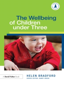 Image for The well-being of children under three